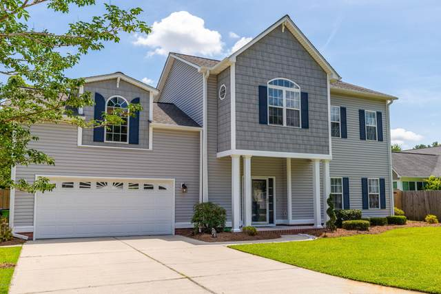 415 Conner Grant Road, New Bern, NC 28562 (MLS #100223411) :: The Oceanaire Realty