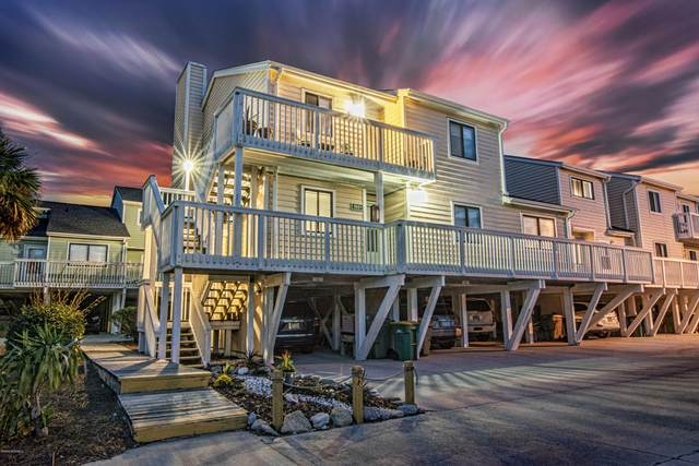 1602 Sand Dollar Court #1602, Kure Beach, NC 28449 (MLS #100223649) :: The Keith Beatty Team