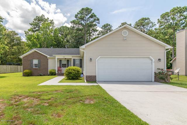 103 Trenton Place, Jacksonville, NC 28546 (MLS #100223802) :: The Oceanaire Realty