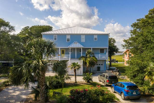 5124 Bogue Sound Drive E, Emerald Isle, NC 28594 (MLS #100224137) :: The Oceanaire Realty