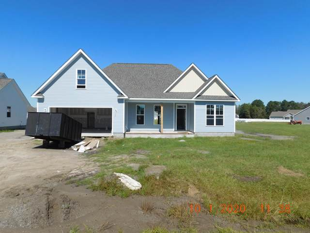 110 Paddle Trail Lane, Swansboro, NC 28584 (MLS #100224273) :: Frost Real Estate Team