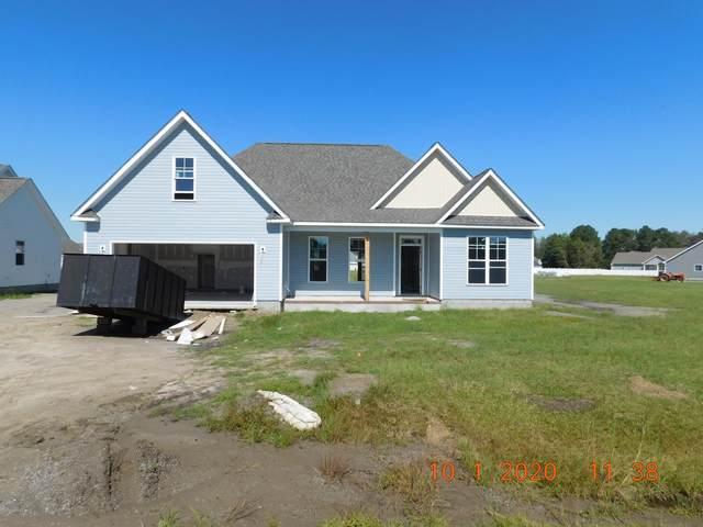 110 Paddle Trail Lane, Swansboro, NC 28584 (MLS #100224273) :: RE/MAX Essential