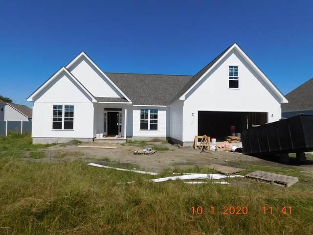 112 Paddle Trail Lane, Swansboro, NC 28584 (MLS #100224274) :: RE/MAX Essential