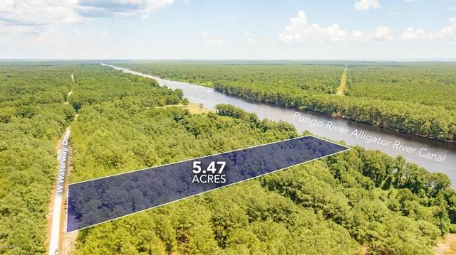 Lot 21 W Waterway Drive, Belhaven, NC 27810 (MLS #100224398) :: Carolina Elite Properties LHR
