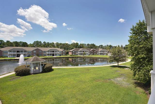 4409 Jay Bird Circle #204, Wilmington, NC 28412 (MLS #100224458) :: RE/MAX Elite Realty Group