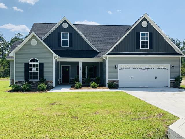 237 Habersham Avenue, Rocky Point, NC 28457 (MLS #100225011) :: Courtney Carter Homes