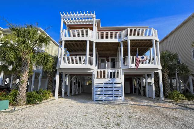 149 W Third Street, Ocean Isle Beach, NC 28469 (MLS #100225023) :: The Cheek Team