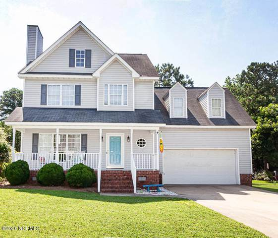 113 Green Bank Court, Rocky Mount, NC 27804 (MLS #100225233) :: Courtney Carter Homes