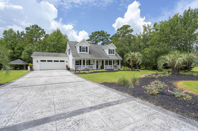 54 Plantation Drive SW, Ocean Isle Beach, NC 28469 (MLS #100225302) :: The Cheek Team