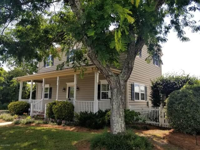 114 Macgregor Drive, Beaufort, NC 28516 (MLS #100225367) :: Barefoot-Chandler & Associates LLC