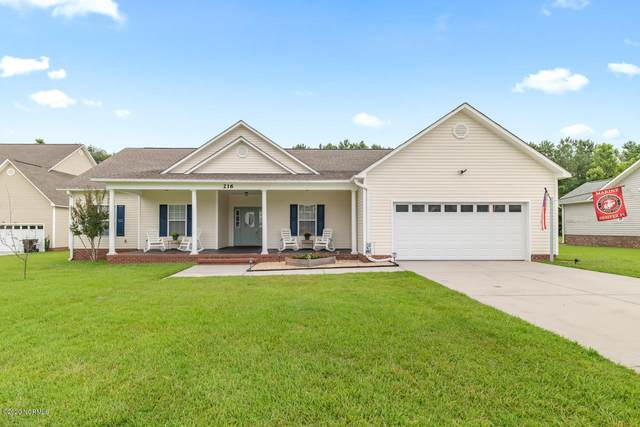 216 Raven Ridge Court, Swansboro, NC 28584 (MLS #100225608) :: CENTURY 21 Sweyer & Associates