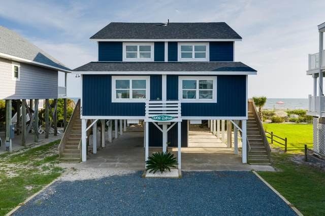 423 Ocean Boulevard W, Holden Beach, NC 28462 (MLS #100225725) :: The Rising Tide Team