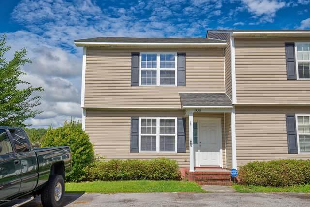 105 Tillet Lane, Sneads Ferry, NC 28460 (MLS #100225871) :: Berkshire Hathaway HomeServices Hometown, REALTORS®