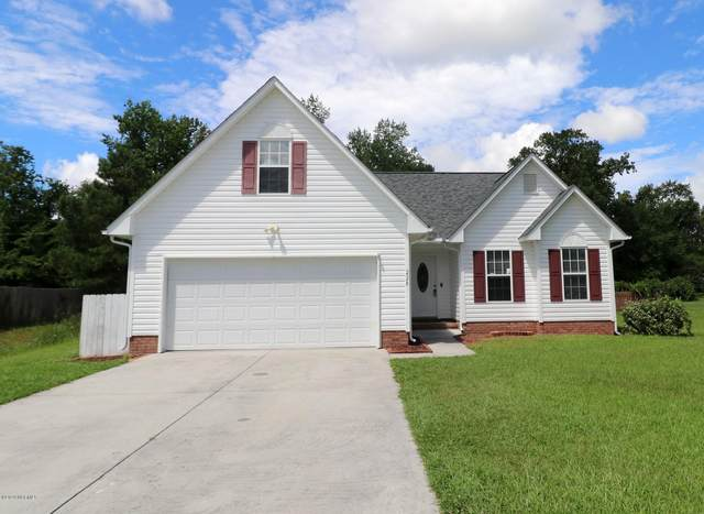228 Yearling Loop, Jacksonville, NC 28540 (MLS #100226251) :: Berkshire Hathaway HomeServices Hometown, REALTORS®