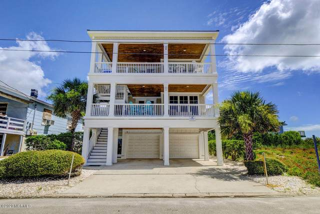 13 Seagull Street A, Wrightsville Beach, NC 28480 (MLS #100226351) :: Stancill Realty Group
