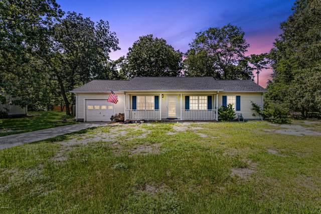 220 Chappell Creek Court, Richlands, NC 28574 (MLS #100226441) :: Carolina Elite Properties LHR