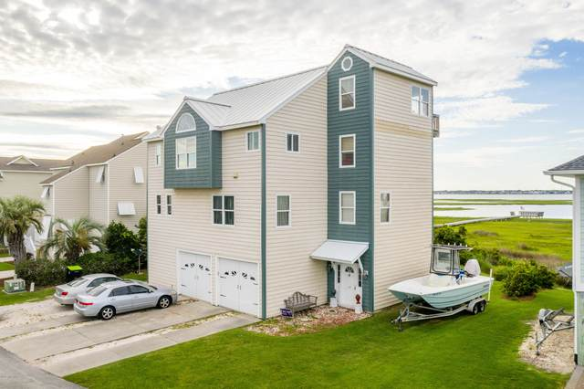 125 Island Quay Drive, Atlantic Beach, NC 28512 (MLS #100226565) :: Barefoot-Chandler & Associates LLC
