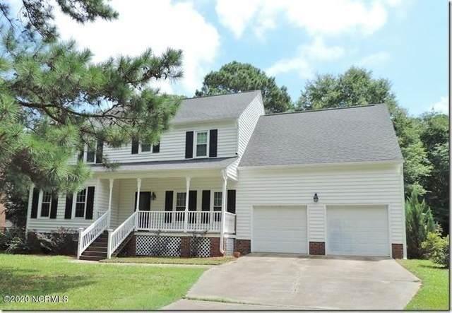 1904 Westbrook Drive NW, Wilson, NC 27896 (MLS #100226752) :: Berkshire Hathaway HomeServices Hometown, REALTORS®