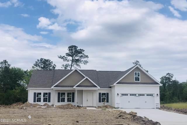 632 Aria Lane, Hubert, NC 28539 (MLS #100226823) :: Courtney Carter Homes