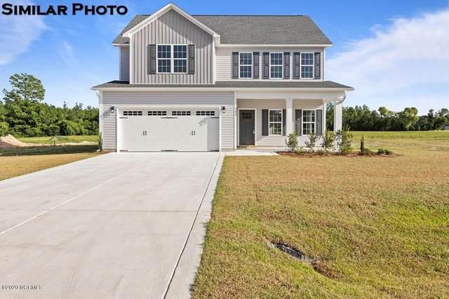 119 Village Creek Drive, Maysville, NC 28555 (MLS #100226924) :: The Bob Williams Team