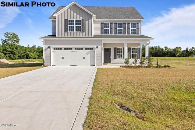 119 Village Creek Drive, Maysville, NC 28555 (MLS #100226924) :: Berkshire Hathaway HomeServices Hometown, REALTORS®