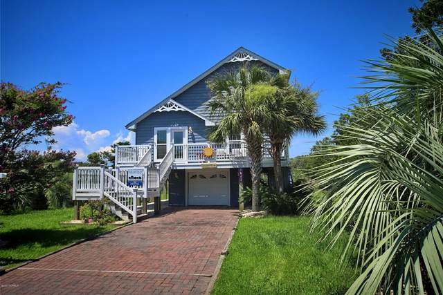 1602 E Pelican Drive, Oak Island, NC 28465 (MLS #100227232) :: RE/MAX Elite Realty Group