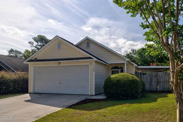 1128 Loman Lane, Wilmington, NC 28412 (MLS #100227319) :: Stancill Realty Group
