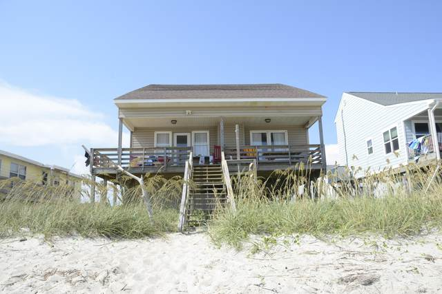 505 W Beach Drive, Oak Island, NC 28465 (MLS #100227383) :: Lynda Haraway Group Real Estate