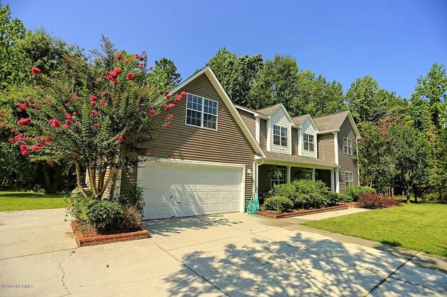 694 White Oak Crossing, Swansboro, NC 28584 (MLS #100227585) :: Castro Real Estate Team