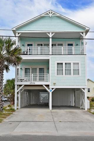 1701 Carolina Beach Avenue N, Carolina Beach, NC 28428 (MLS #100227641) :: Liz Freeman Team
