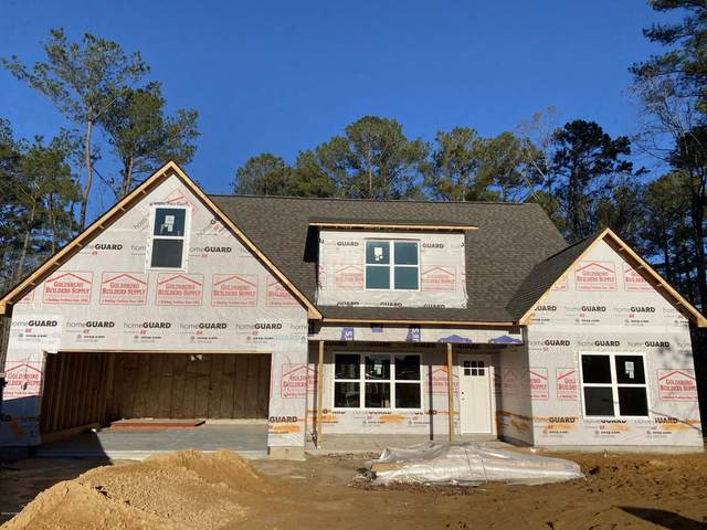 702 Chicory Court, Greenville, NC 27858 (MLS #100227901) :: Stancill Realty Group