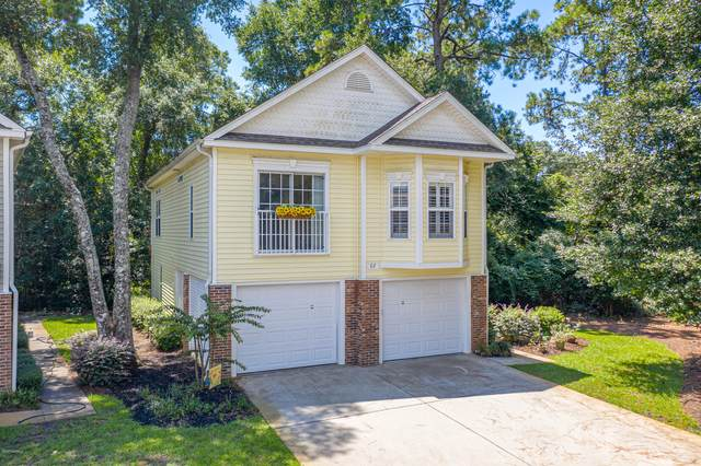 670 2nd Avenue N #62, North Myrtle Beach, SC 29582 (MLS #100228277) :: The Cheek Team