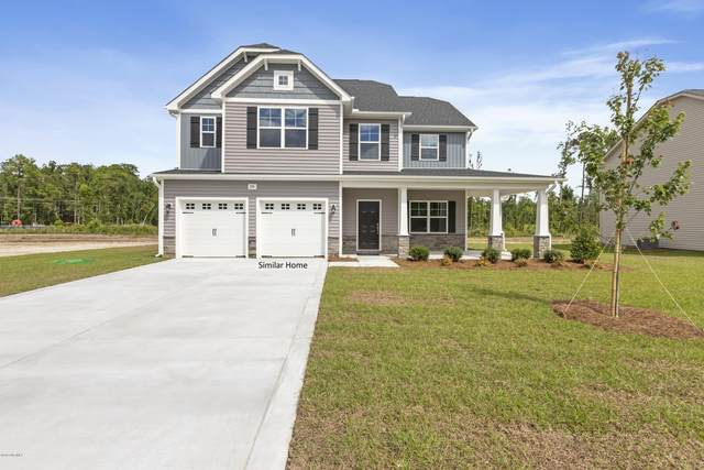 529 Habersham Avenue, Rocky Point, NC 28457 (MLS #100228414) :: Frost Real Estate Team
