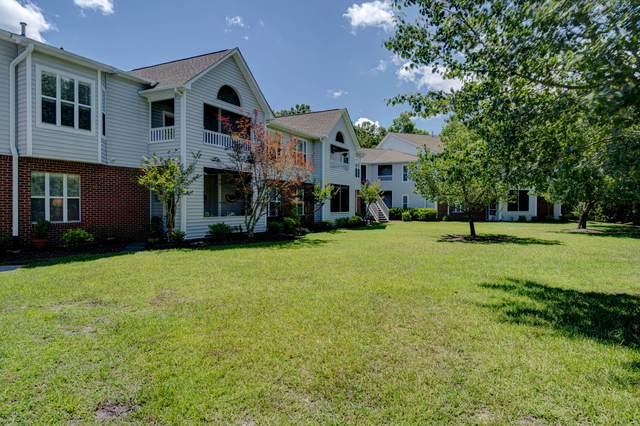 4106 Breezewood Drive #202, Wilmington, NC 28412 (MLS #100228447) :: Carolina Elite Properties LHR