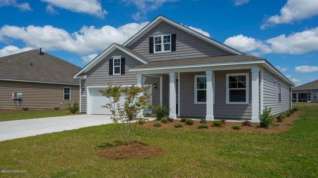 309 Edgewater Way #17, Surf City, NC 28445 (MLS #100228559) :: Lynda Haraway Group Real Estate