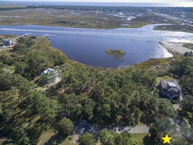 4004 Barnes Bluff Drive SE, Southport, NC 28461 (MLS #100228596) :: Frost Real Estate Team