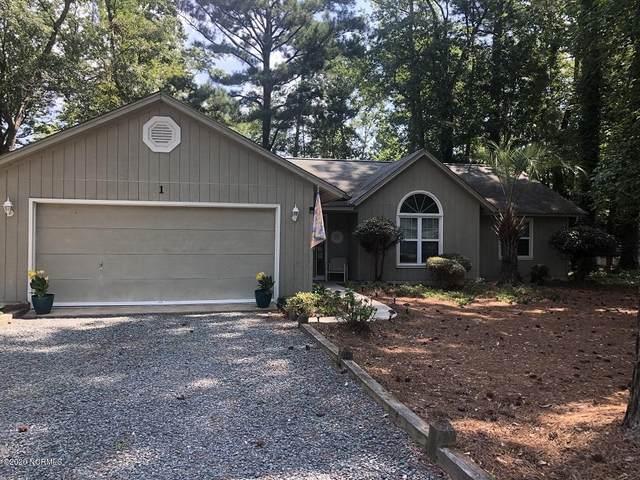 1 Calabash Drive, Carolina Shores, NC 28467 (MLS #100228846) :: Carolina Elite Properties LHR