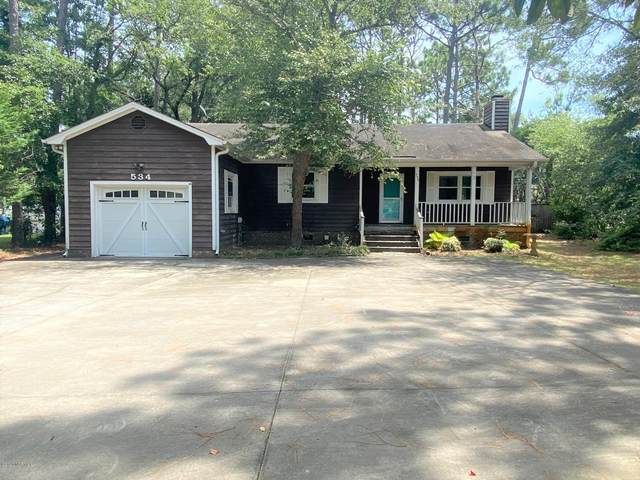 534 Rose Avenue, Wilmington, NC 28403 (MLS #100228863) :: Courtney Carter Homes
