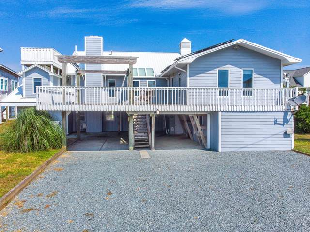212 Bridgers Avenue, Topsail Beach, NC 28445 (MLS #100229326) :: The Oceanaire Realty