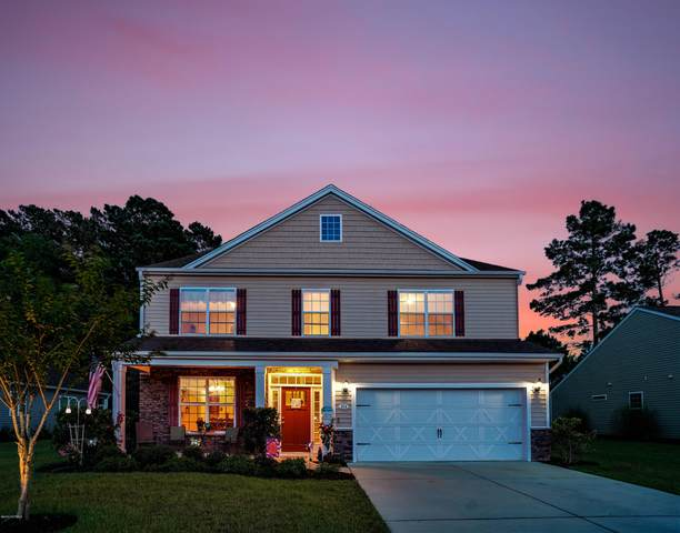 214 Cable Lake Circle, Carolina Shores, NC 28467 (MLS #100229411) :: Vance Young and Associates