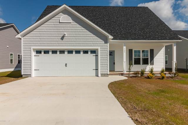 424 Garland Shores Drive, Hubert, NC 28539 (MLS #100229526) :: Stancill Realty Group