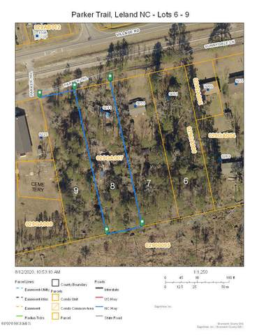 9253 Parker Trail NE, Leland, NC 28451 (MLS #100229544) :: Coldwell Banker Sea Coast Advantage
