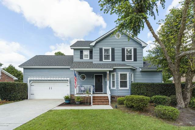 3605 Amber Drive, Wilmington, NC 28409 (MLS #100229555) :: The Chris Luther Team