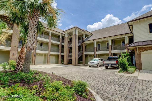 555 Grande Manor Court #205, Wilmington, NC 28405 (MLS #100229617) :: Stancill Realty Group
