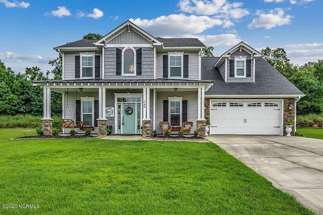 749 Pickering Drive NW, Calabash, NC 28467 (MLS #100229737) :: Carolina Elite Properties LHR