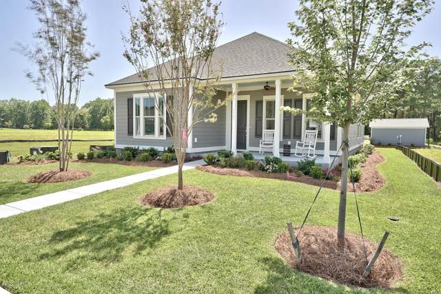 9145 Village Lake Drive, Calabash, NC 28467 (MLS #100229801) :: CENTURY 21 Sweyer & Associates