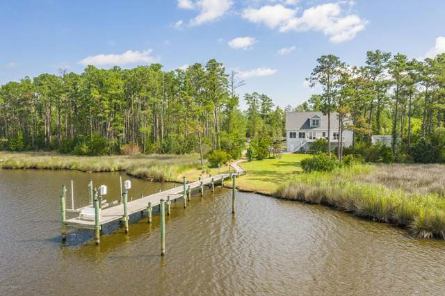 117 Tarpon Way, Beaufort, NC 28516 (MLS #100230113) :: Liz Freeman Team