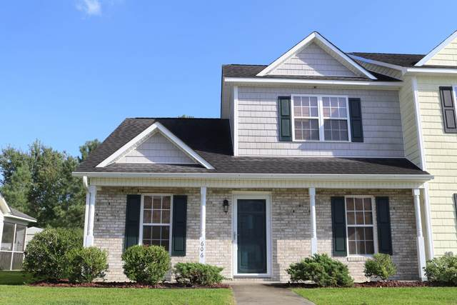 606 Streamwood Drive, Jacksonville, NC 28546 (MLS #100230189) :: The Oceanaire Realty