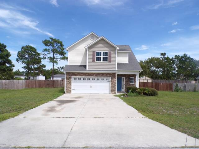260 Inverness Drive, Hubert, NC 28539 (MLS #100230371) :: Frost Real Estate Team