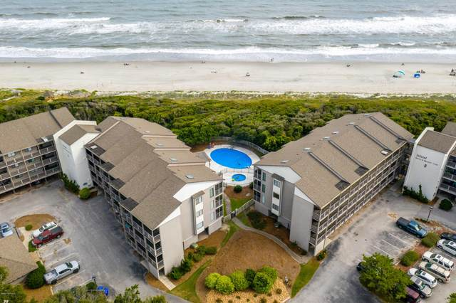 2509 W Ft Macon Road 104-B, Atlantic Beach, NC 28512 (MLS #100230526) :: CENTURY 21 Sweyer & Associates